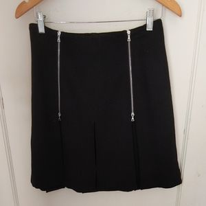 Kit and Ace Elina pleated skirt nwot